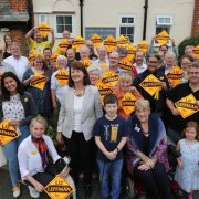 Witney By-Election Action Day 24/09/2016